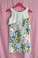 ZARA Kids Soft Collection Floral Dress