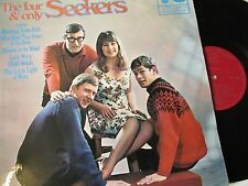 Seekers-The Four And Only Seekers-MFP1301-Vinyl-Lp-Record-Album-1960s
