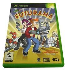 Futurama XBOX Original PAL *Complete*