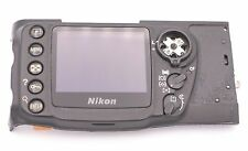 Nikon D200 Camera Rear Back Cover With LCD Screen Replacement Repair Part