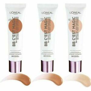 L'Oreal C'est Magic BB Cream 5 In 1 Skin Perfector - Choose Your Shade