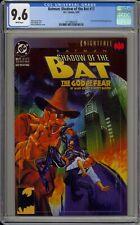 BATMAN: SHADOW OF THE BAT #17 - CGC 9.6 - KNIGHTFALL - 2113882018