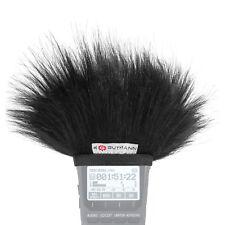 Gutmann micrófono protección contra el viento para Sony pcm-d10 premium Black