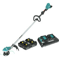 Makita XRU15PT1 18V X2 (36V) LXT Brushless Li-Ion String Trimmer Kit (5 Ah) New