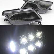 2x LED HEADLIGHT projector KIT For 14-17 Honda Rancher 420 & Foreman 500 Rubicon