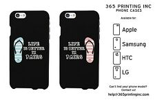 Cute Matching Phone Cases for iPhone 4 5 5C 6 6+, Galaxy S3 S4 S5, HTC M8, LG G3