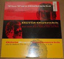 Oistrakh/Kogan/Gilels/Rostropovich BACH/BEETHOVEN/MOZART  Monitor MC 2005 SEALED