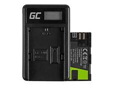 Batterie et chargeur pour Canon EOS 60D 60DA 6D 7D