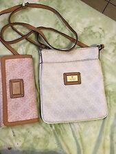 GUESS Cross-body +  Slim Wallet, Clutch, Hand Bag Pink/brown