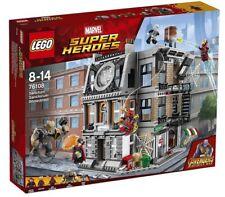 LEGO® Super Heroes - 76108 Sanctum Sanctorum - Der Showdown + Marvel + NEU & OVP