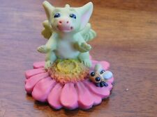 Real Musgrave Pocket Dragons Stop & Smell The Flower Figurine 2003