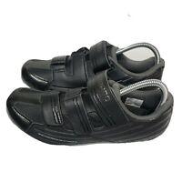 Shimano Mens Athletic Cycling Shoes Black Sz EU 40 US 6.7 (SH-RP200-SL) w/ Cleat