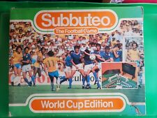 Vintage Subbuteo Set -  World Cup Edition -