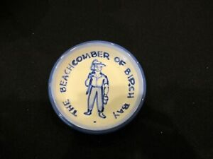 The Beachcomber of Birch Bay by M. A. Hadley candy dish small plate