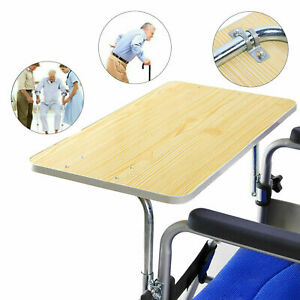 Wheelchair Lap Tray Table Accessories Portable Food Holder Eating Reading Desk