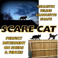 MULTIPACK GARDEN SCARE CAT FOX PEST DETERRENT REPELLENT SCARER NUISANCE CONTROL