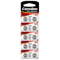 Piles boutons CAMELION, AG3/AG4/AG6/AG10/AG13