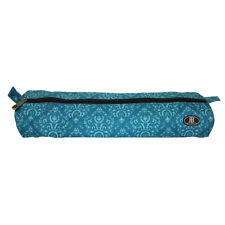 Knitting Needle Case Storage Roll, Accessories Sewing Needle Bag Organiser, Teal