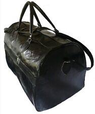Echte Leder Tasche Umhänge Reisetasche XXL Sporttasche Duffel Travel bag