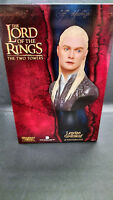 LORD OF THE RINGS LOTR SIDESHOW WETA COLLECTIBLES LEGOLAS GREENLEAF BUST MIB