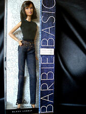 Mattel Barbie Collector Black Label Barbie Basics Collection 002 Model 02 New