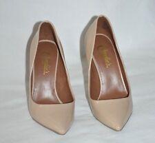 Women's CANDIES Casonic Blush Platform Pumps High Heels Dress Shoes Size 6