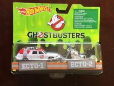 2016 Hot Wheels Ghostbusters Ecto-1 2-Pack, Die-cast 1:64,MISP (B55)
