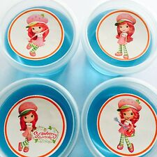 1 x Strawberry Shortcake Jelly Cup (Empty). Party Supplies Lolly Loot Bag Deco