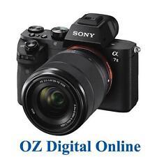 NEW Sony Alpha A7 MK 2 28-70 Kit 24.3MP Mark II Full Frame DSLR Camera 1 YrWty
