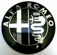 74mm Alfa Romeo Emblems Badge GT 147 156 159 Brera Mito Giulietta Front Or Back