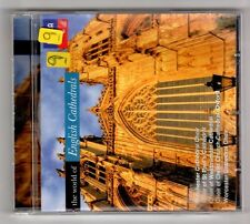 (HA182) Various Artists, The World Of English Cathedrals - 2001 CD