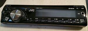 JVC KD-R210 FACEPLATE