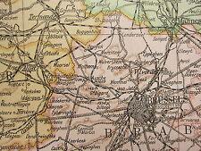 Antique European Maps Atlases Brussels Belgium eBay