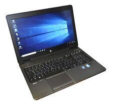 """HP ZBook 15 G2 15,6""""  i7 4810MQ 2,8GHz 16GB 512GB SSD NVIDIA FULL HD DE B-Ware"""
