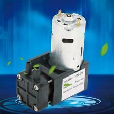 New VN-C4 40L/min Oilless Vacuum Pump -85KPa Small Mini Vacuum Pump DC12V