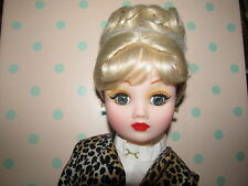"""Madame Alexander WIG for Your Modern 21"""" Cissy Doll Mint with Hairnet NO DOLL"""