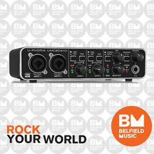 Behringer U-Phoria UMC204HD 2x4 USB Audio Interface