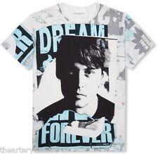DAVID BAILEY x The Bleach Room 'Johnny Depp', 2014 Art Designer T-Shirt M *NEW*