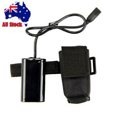8.4v 6400mAh Li-ion 6x18650 Battery Pack For Bicycle Light Bike Lamp Head Torch