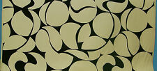 Rare Vintage Modernistic Retro Fabric  Sold By the 1/2 yard