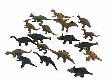 Discovery Kids 18 Piece Dinosaur Set Assortment Toys Jurrasic Triceratops Apato