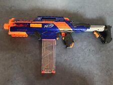 Nerf Gun Elite Rapidstrike CS-18, leichte Gebrauchsspuren inkl. 2 Nerf Jolts und