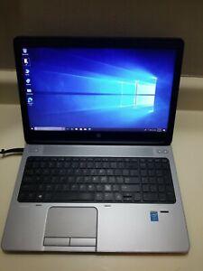 HP ProBook 650 G1 15.6 Intel Core i7 4712MQ@2.30GHZ 8GB 500GB WIN10 OFF16