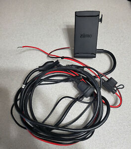 Garmin zumo 590LM 595LM Power Cable and Mount