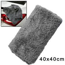 High Absorbent Microfiber Car Towel Ultra Soft Edgeless Drying Rag High Quality
