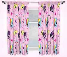 My Little Pony Equestria Curtains 167.6cmx182.9cm Caída 167x183cm