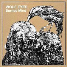Burned Mind by Wolf Eyes (CD, Sep-2004, Sub Pop (USA)) PROMO