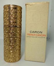 Vintage Caron French Cancan Spray  Eau De Toilette 2 fl. oz. Never Used Rare