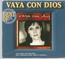 VAYA CON DIOS the best of 2000 issue CD  16 tracks E.U. IMPORT