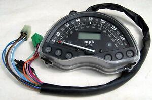 NEW Honda VTX1800R Retro Speedometer VTX1800S 2002 2003 02 03 meter scuffed